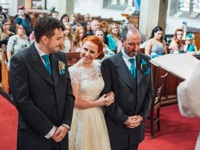 Hannah and Jack - Healds Hall Wedding Photography