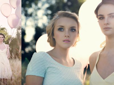 Personal work featuring Rhianna & Delphine