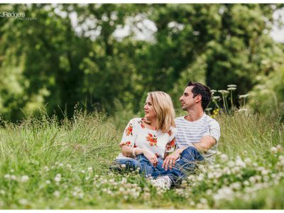 Bolton Percy Engagement shoot
