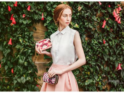 Yorkshire Fashion Photography - Lamb 1887 - The Secret Garden Collection
