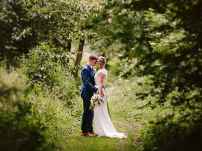 Hothorpe Hall & The Woodlands - Leicestershire Wedding Photography
